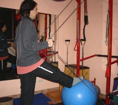Unidad de Pilates Funcional